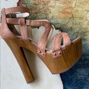 Jessica Simpson Size 5.5 M Sandals.